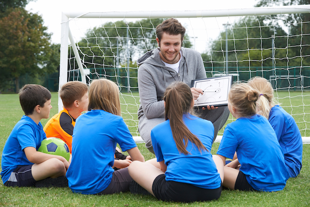 2nd Annual Youth Soccer Coaches Education Summit Saturday, July 20